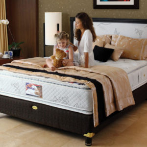 american grand imperial springbed